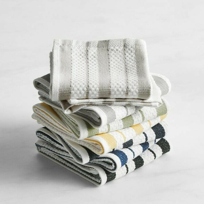 10 pack 100 percent cotton absorbent kitchen