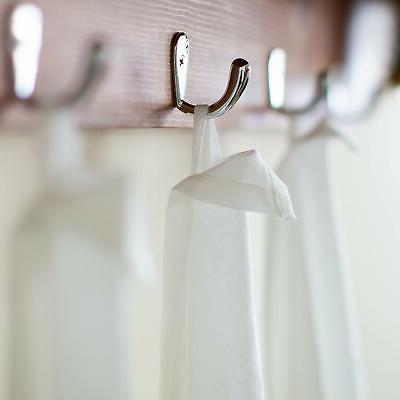 COTTON CRAFT -12 Pack Flour Sack Kitchen Dish Towels White Heavy Weight