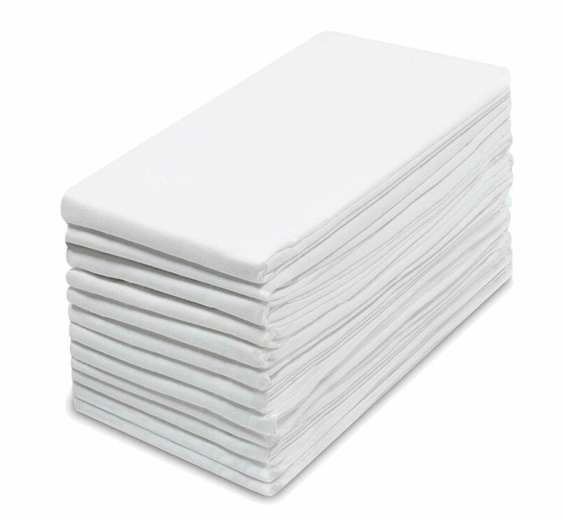 12 pack flour sack kitchen dish towels