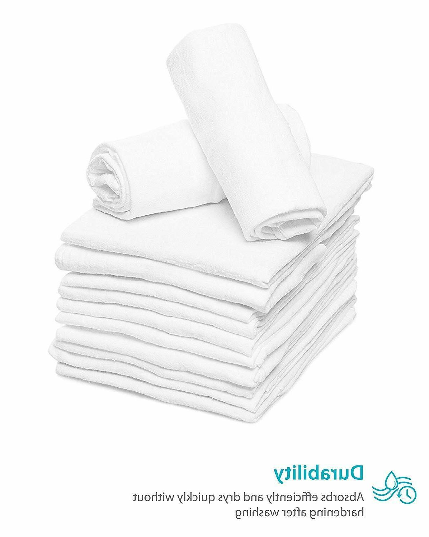 "Zeppoli Towels - 31"" 31"" Absorbent White D"