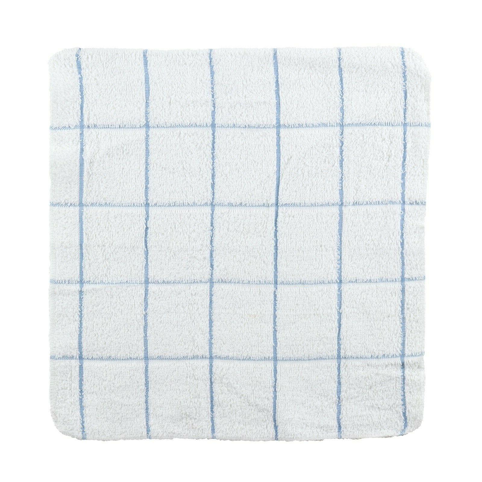 12 Dishcloths - 12 Absorbent Terry Kitchen Cleaning