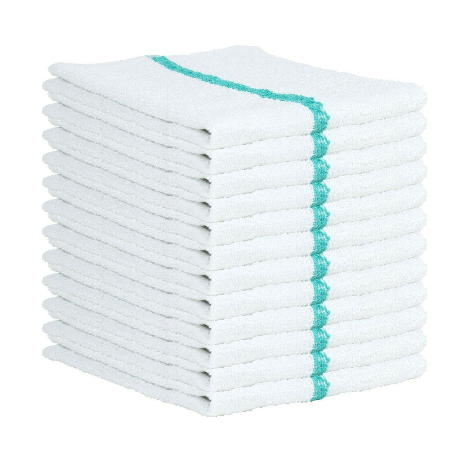 12 Mop Towels Qwick - 16 - Bulk