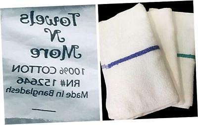 12 terry bar mop towel 16x19 commercial