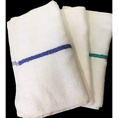 12 Terry Bar Mop Towel 16x19, Commercial Grade 31 Ozs, Kitch