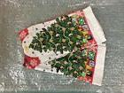 2 Pack Chritmas Tree Kitchen Towel Set New Without Tags