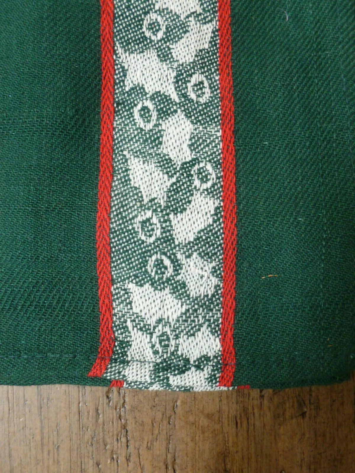 2 TAG Towels ~ Holly ~ 26 by Cotton India