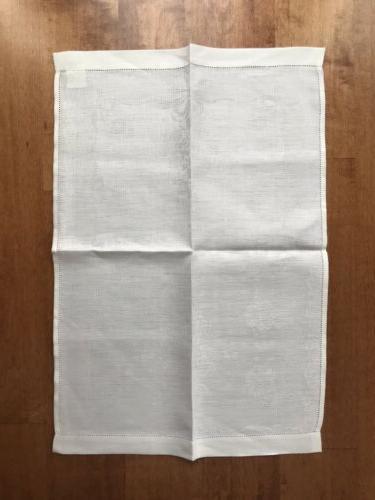 LINEN TOWELS DISH CLOTHS