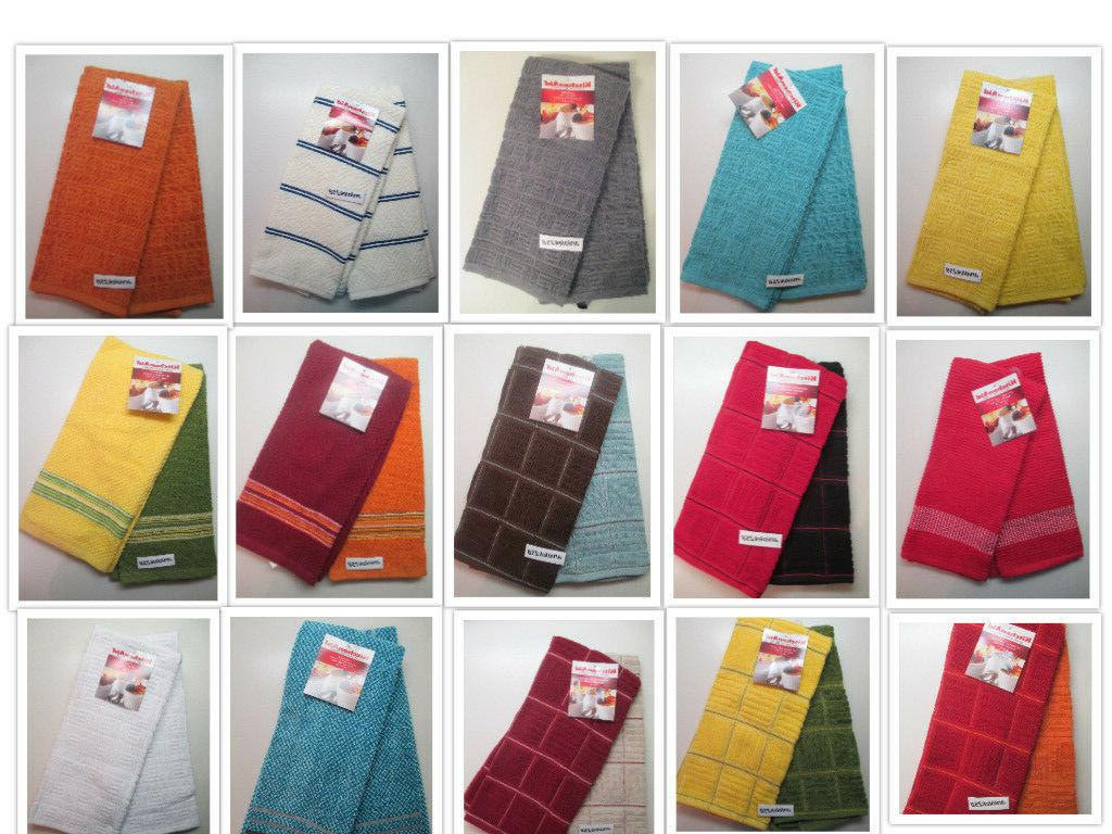 KitchenAid 2 pack kitchen towels in choice of color