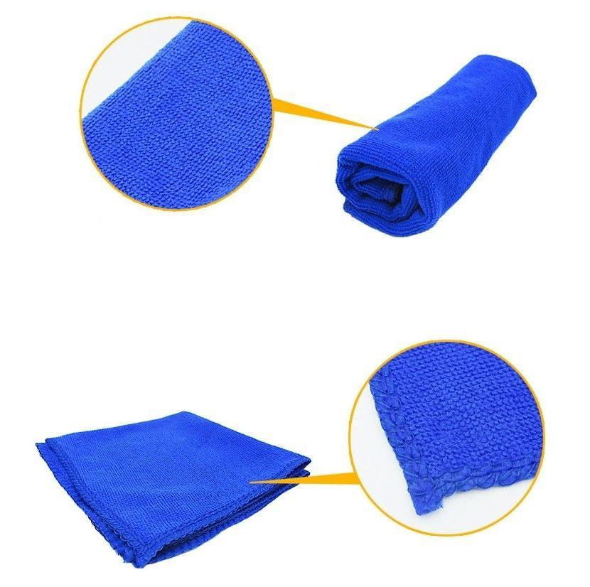 2Pcs Cloth 70*30 cm Quick Dry <font><b>Towel</b></font> Scouring Pad Clean