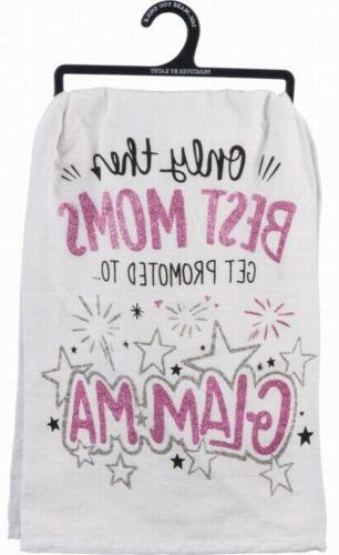 34215 lol glitter dish towel