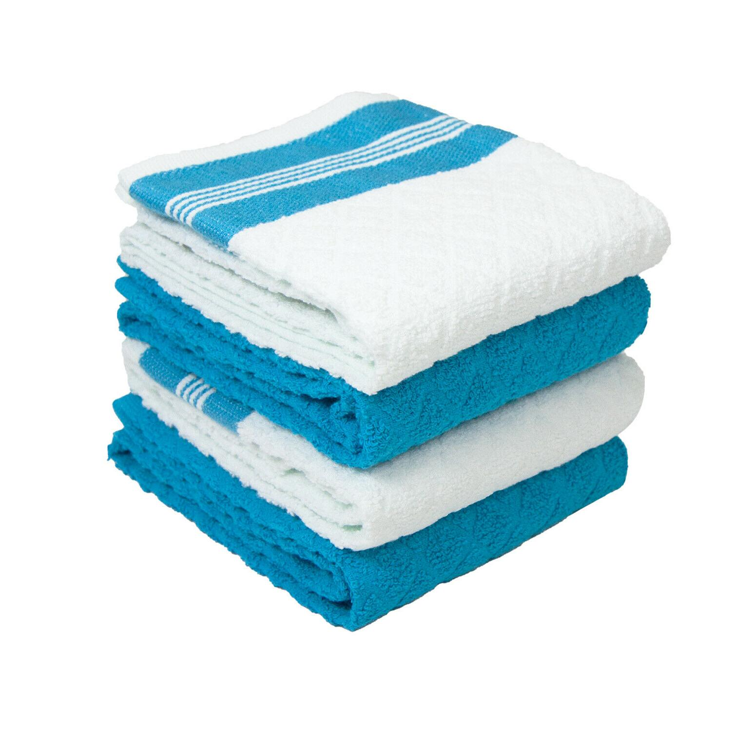 4 Pack of Towels - - Soft