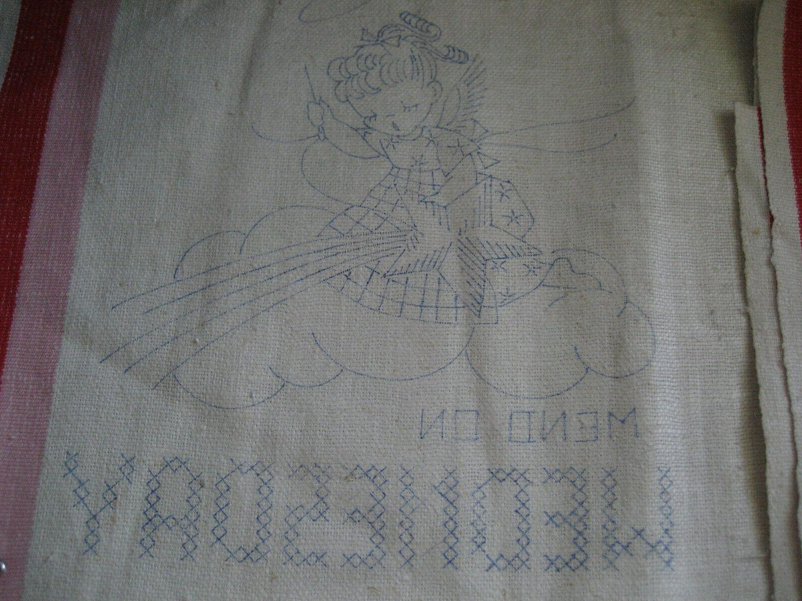 4 VOGART Linen to BE ANGEL