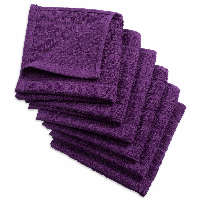 Terry Bar Towel Of 6