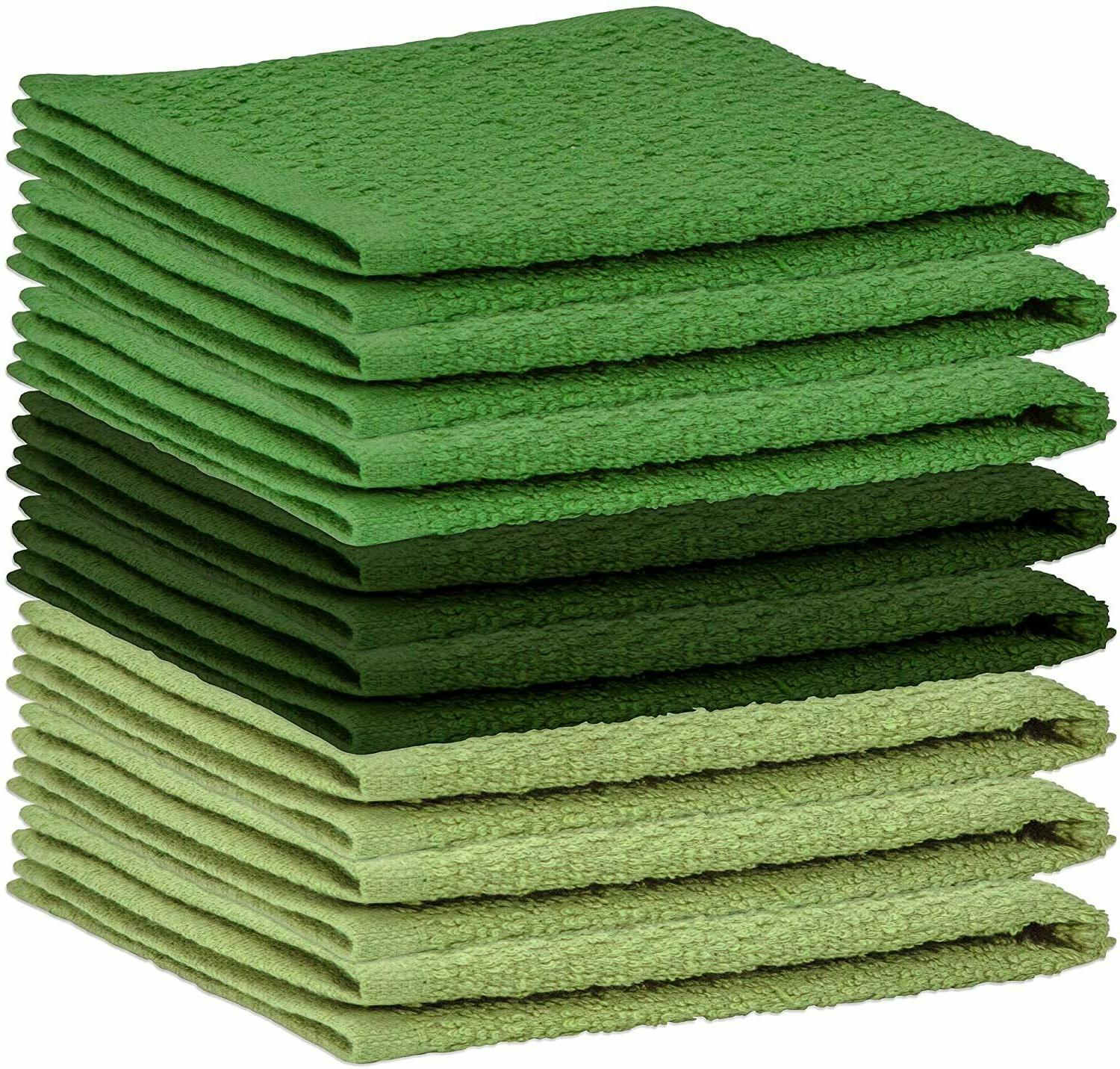 8 Cloth Luxurious Absorbent