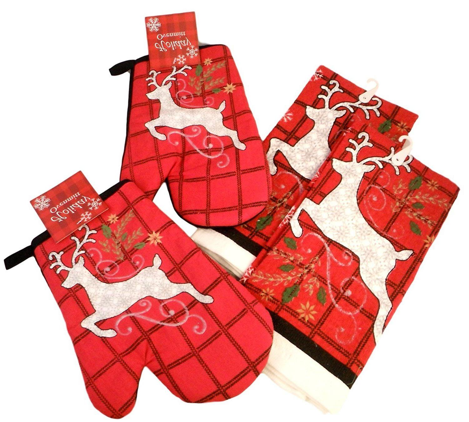 Kitchen Towels and Mitts