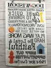 DII 100% Cotton Kitchen Towels Dog Wisdom 18 x 28