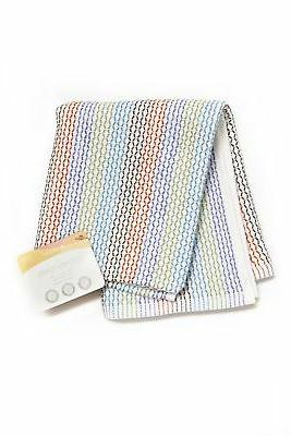 Full Circle Tidy 100% Organic Cotton Kitchen Towel, Multi