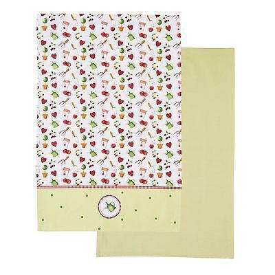 Kitchen Cotton Contemporary Towels Set