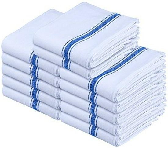 Utopia Towels Kitchen Towels - Dish Cloth  - Machine Washabl