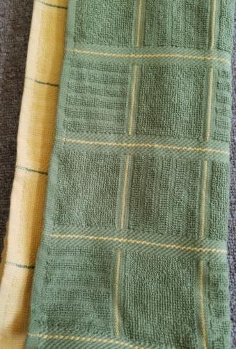 KitchenAid pack towels pattern