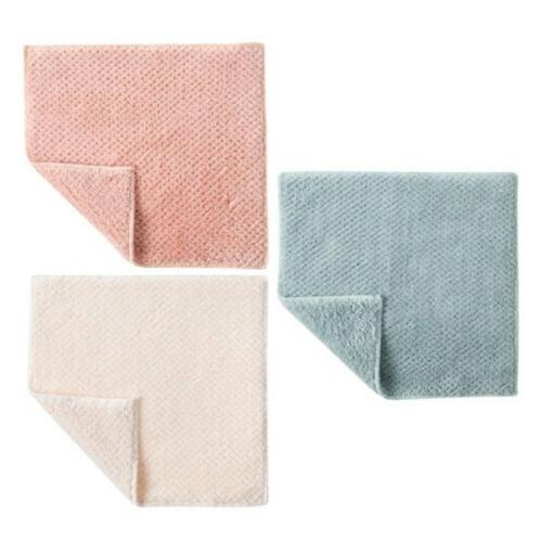Microfiber Dishcloth Square Washing Cleaning Cloth