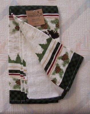 Moose Kitchen Kay Dee Woodland Pattern