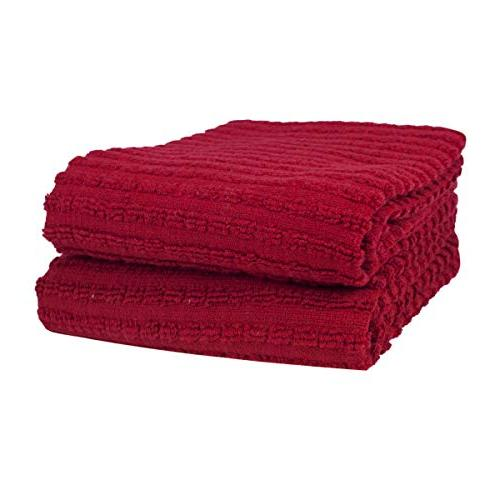 Combed Absorbent, Set, 2-Pack, Solid