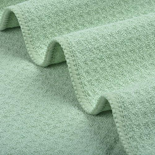 SINLAND Microfiber Towels Dish Towels Waffle Weave Kitchen Inch X 24 10 Pack