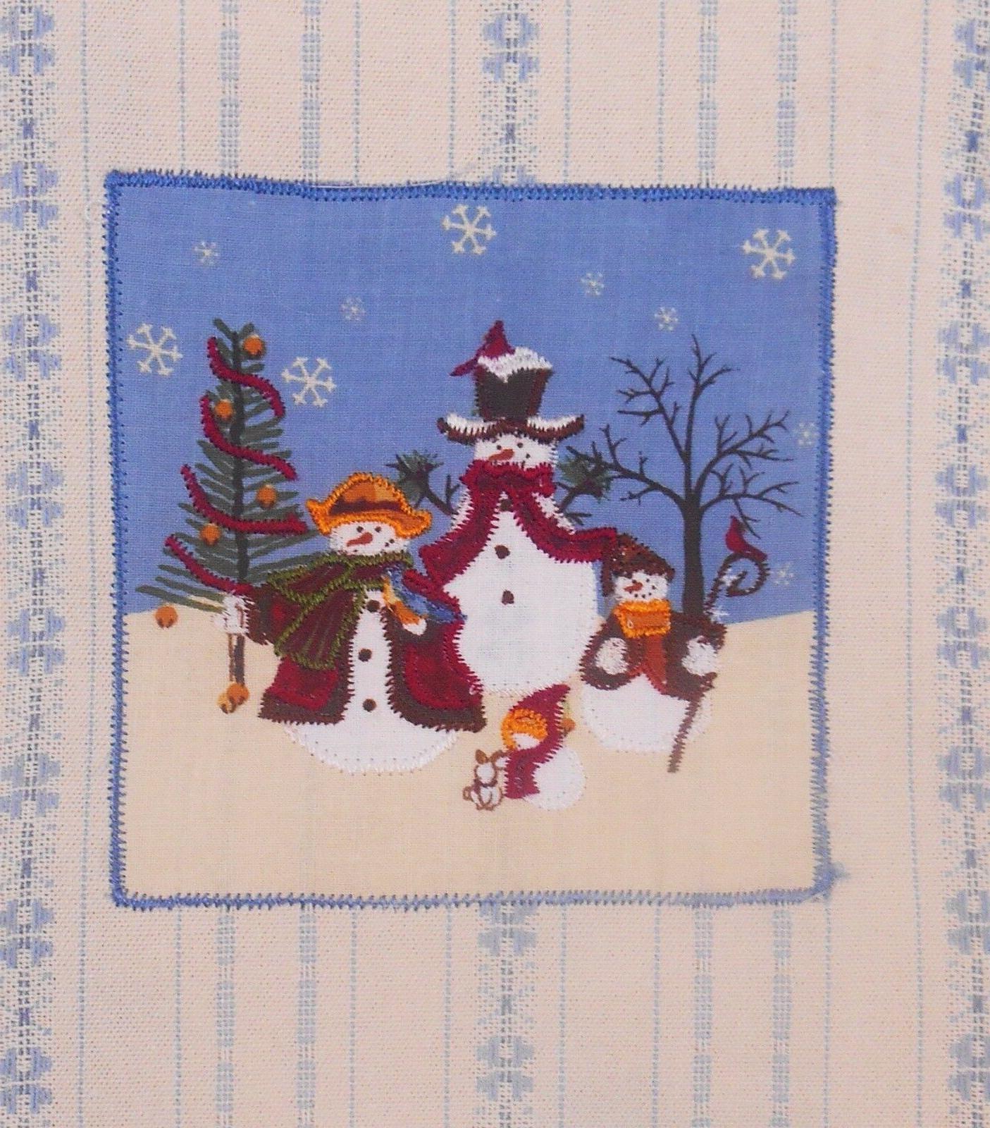 St. Nicholas Embroidered Cotton