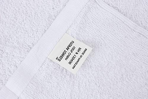 Utopia Towels Mop Cotton Restaurant Towels, Towels Rags