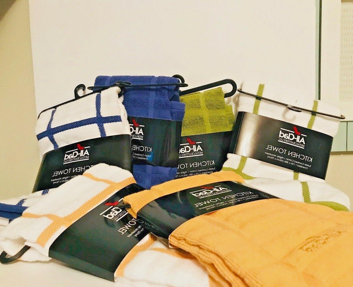 ALL-CLAD Kitchen Towel Sets U NWT