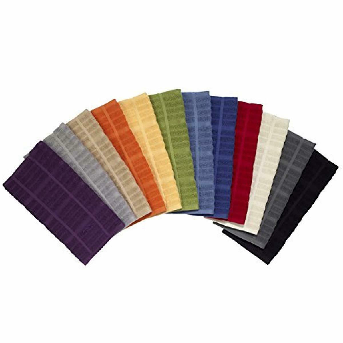 All-Clad Textiles Combed Terry Kitchen Towel, Oversiz NE