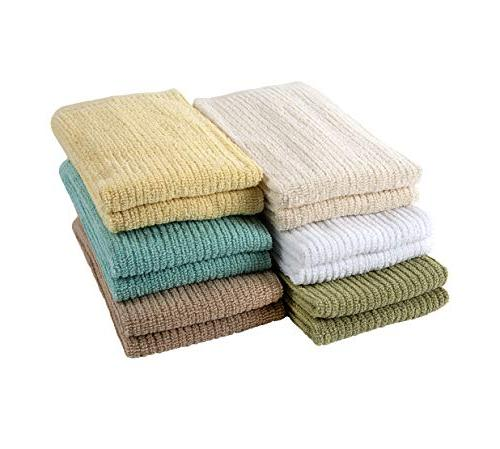 "Bumble Barmop Kitchen x 19"" Premium Kitchen Towels/Super Absorbent Heavy Weight Cotton/Ribbed"