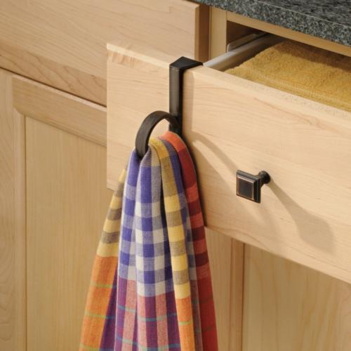 InterDesign Over Cabinet Single Towel