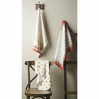Maison D' 3 Towels Inch 27.50