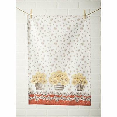 Maison Hermine 100% 3 Towels 20 Inch
