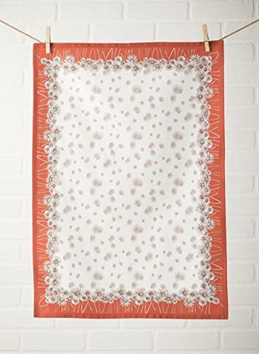 Maison d' Hermine Bagatelle 100% Cotton 3 Inch by