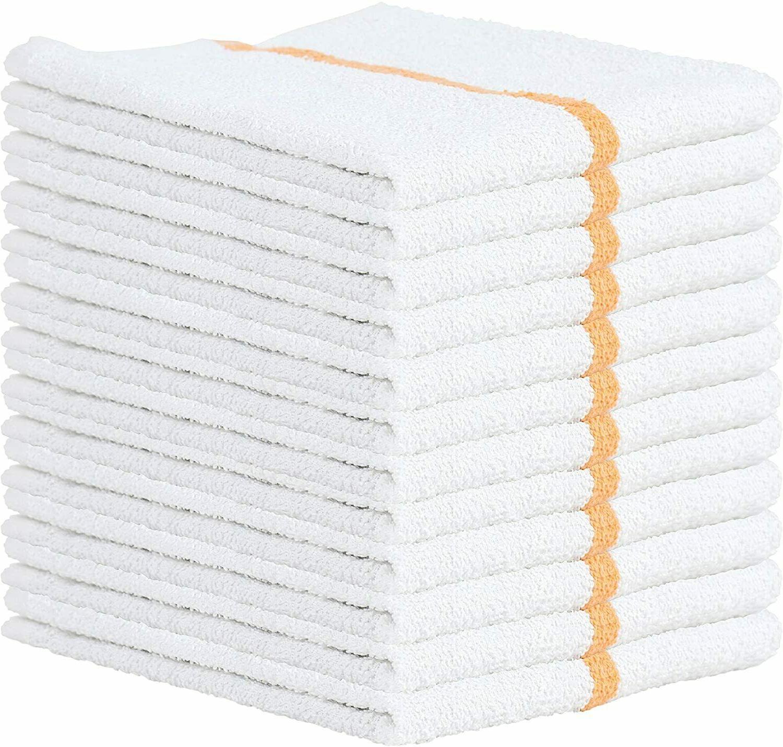 Bar Mop 12-24 16x19 Dishcloth Cotton Bar Towels