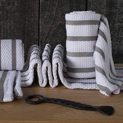 Now Basketweave Towel, Set Six, London