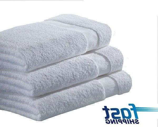 bath towels brand 24x48 inches white 10
