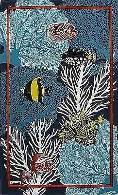 BEAUVILLE, TAHITI  FRENCH KITCHEN / TEA TOWEL, NEW - PERFECT