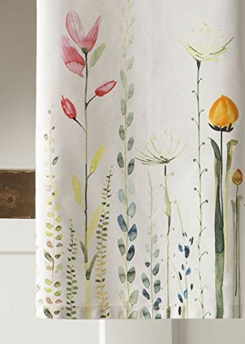 Maison Hermine Botanical Fresh 100% of 3 Towels 20 Inch