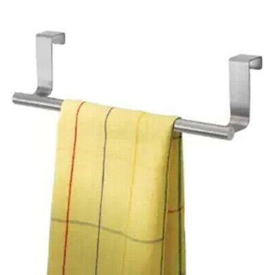 cabinet hanger over door kitchen bath towel