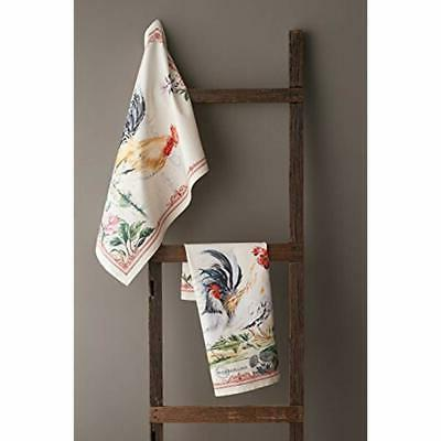 Maison D' Hermine Campagne 100% 2 Towels, -