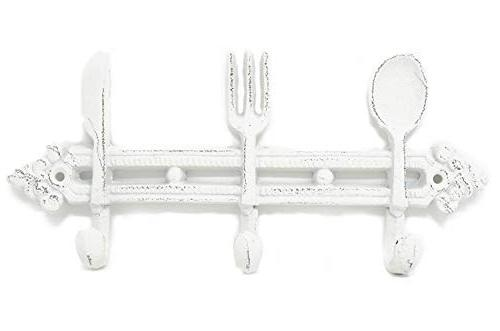 cast iron utensil spoon