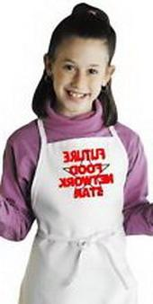 Blazers Proforms Costumes - Child Cooking Apron Future Food