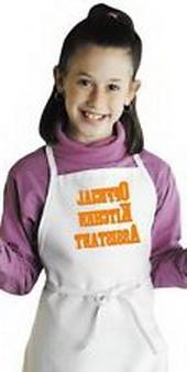 Blazers Proforms Costumes - Child's Cooking Apron Official K