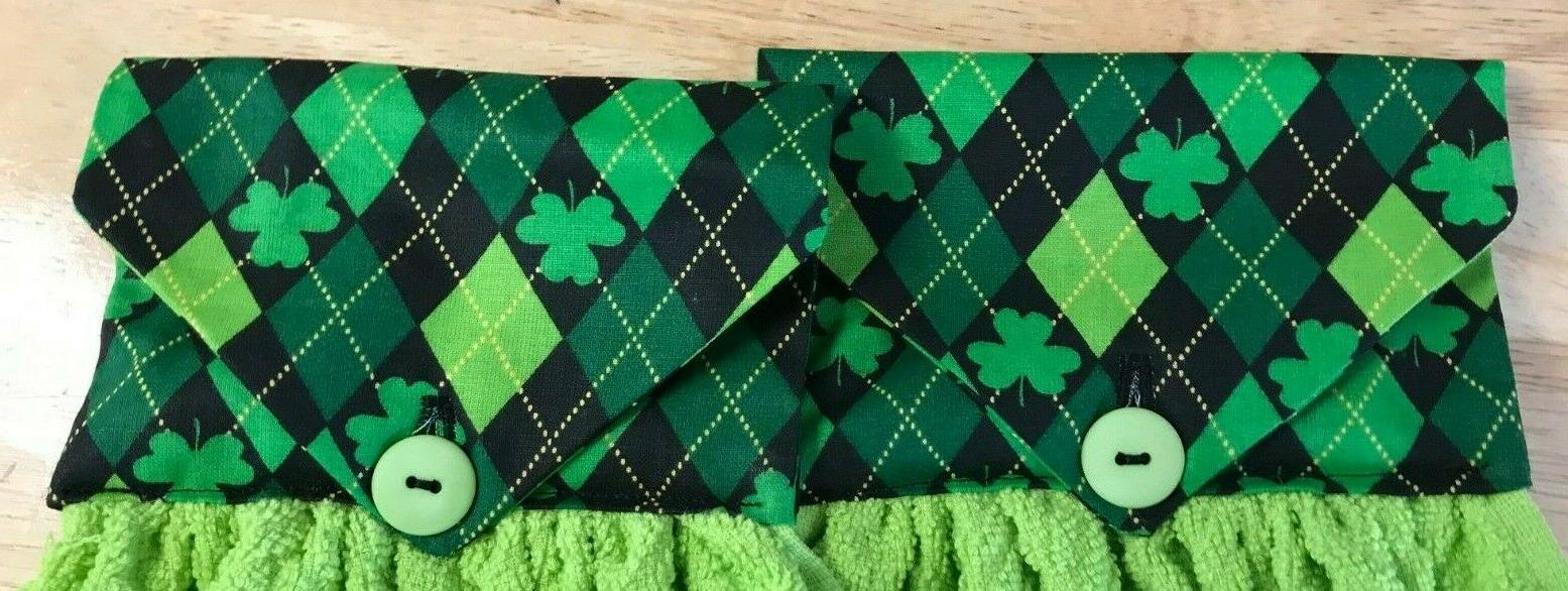 Choice Set NEW Irish Hanging Kitchen Towels