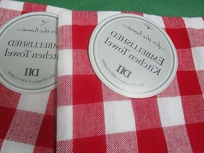** CHRISTMAS Kitchen Towels ** *SET by