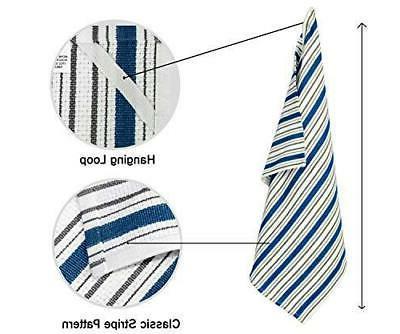 COTTON Set of Pure Cotton Basket Towels